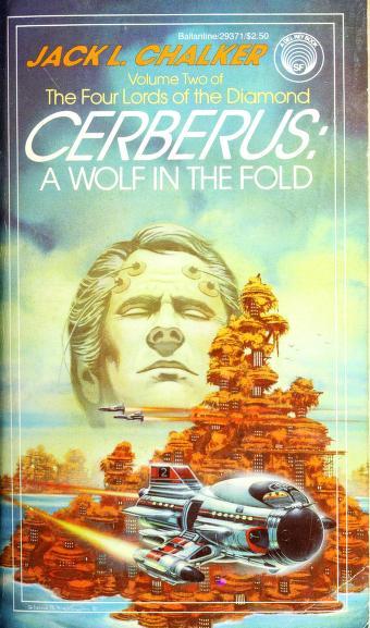 Cover of: Cerberus | Jack L. Chalker
