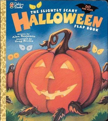Slightly Scary Halloween by Golden Books