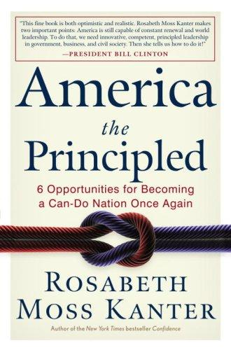 America the Principled by Rosabeth Moss Kanter