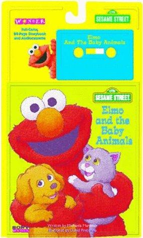 Elmo and the Baby Animals by Golden Books