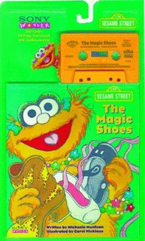 The Magic Shoes by Golden Books