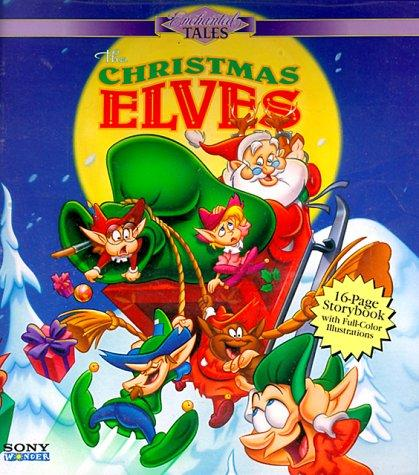 The Christmas Elves (Enchanted Tales) by Golden Books