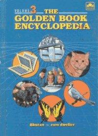 Volume #3 Golden Book Encyclopedia by Golden Books