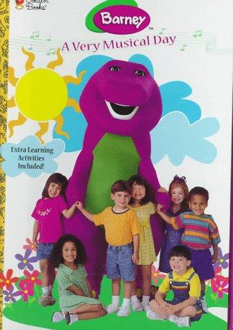 A Very Musical Day (Barney) by Golden Books