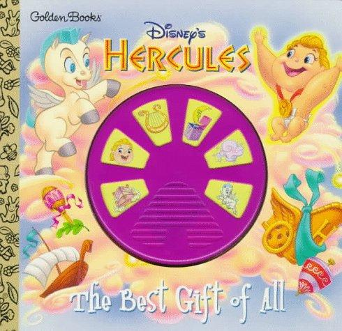 Hercules\My First Sound Story (My First Golden Sound Story,) by Golden Books