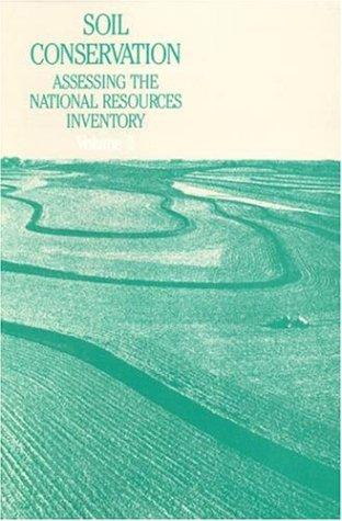 Soil Conservation by National Research Council.