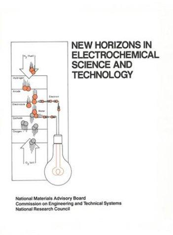 New Horizons in Electrochemical Science and Technology (Publication Nmab) by National Research Council.