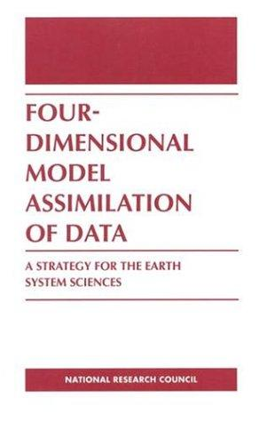 Four-Dimensional Model Assimilation of Data by National Research Council.