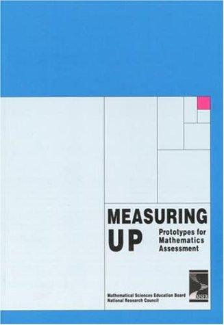 Measuring Up by National Research Council.