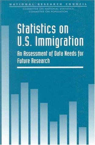Statistics on U.S. Immigration by National Research Council.