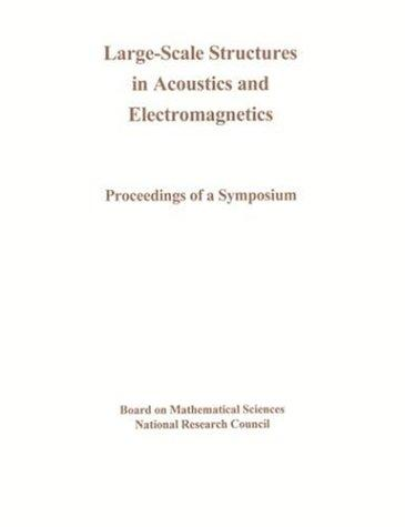 Large-Scale Structures in Acoustics and Electromagnetics by National Research Council.