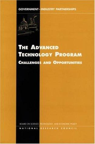 Advanced Technology Program by National Research Council.