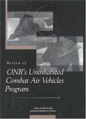 Review of ONR's Uninhabited Combat Air Vehicles Program by National Research Council.