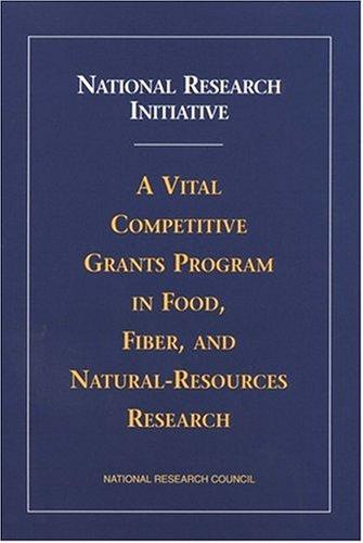 National Research Initiative by National Research Council.