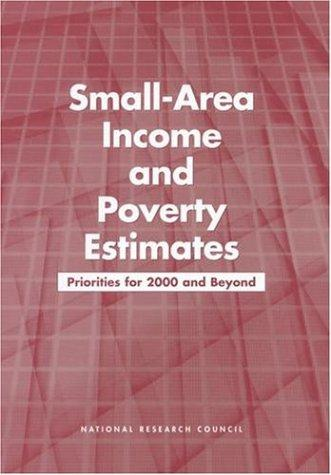 Small-Area Income and Poverty Estimates by National Research Council.