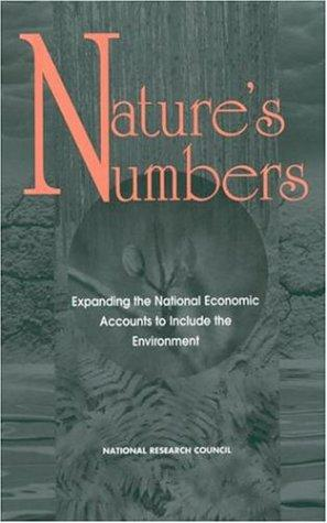 Nature's Numbers by National Research Council.