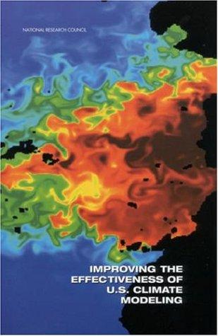 Improving Effectiveness of U.S Climate by National Research Council.