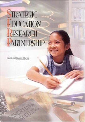 Strategic Education Research Partnership by National Research Council.