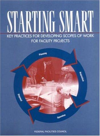 Starting Smart by National Research Council.