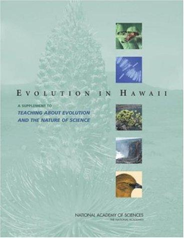 Evolution in Hawaii by Steve Olson