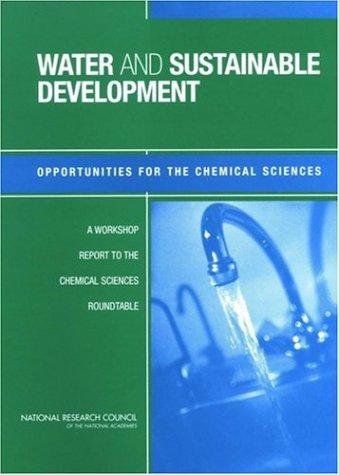 Water and Sustainable Development by National Research Council.
