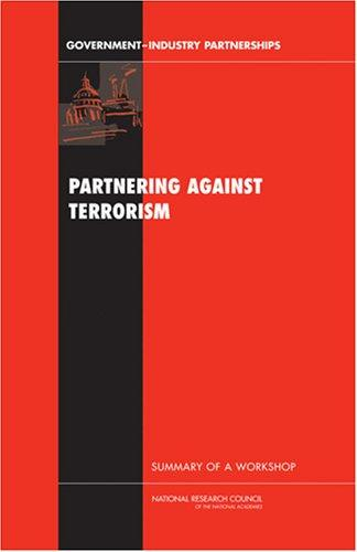 Partnering Against Terrorism by National Research Council.