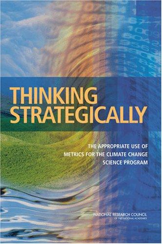 Thinking Strategically by National Research Council.