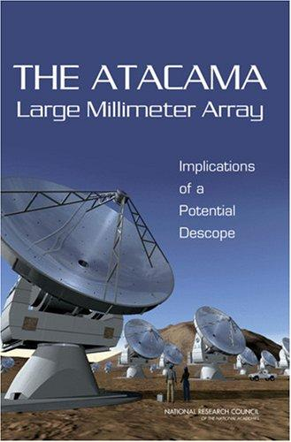 The Atacama Large Millimeter Array (ALMA) by National Research Council.