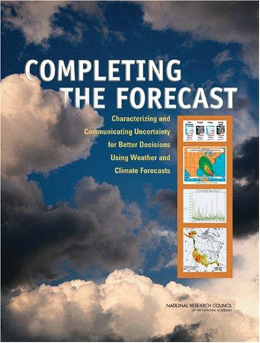 Completing the Forecast by National Research Council.