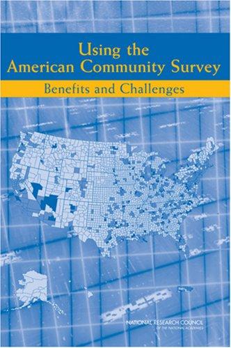 Using the American Community Survey by National Research Council.
