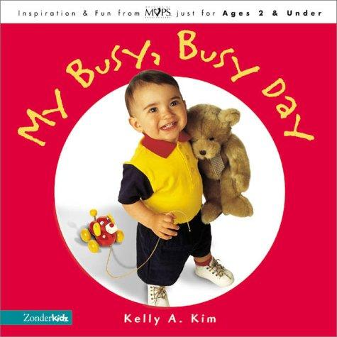 My busy, busy day by Kelly Kim