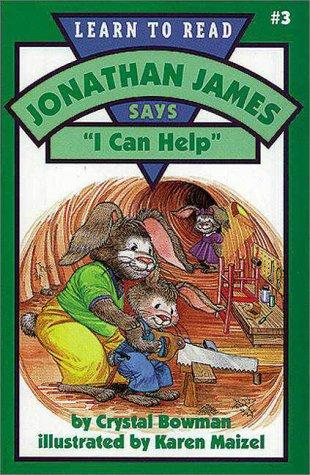 "Jonathan James says, ""I can help"" by Crystal Bowman"