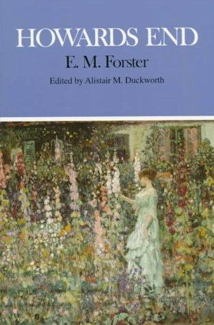 Howards End (Case Studies in Contemporary Criticism (Paper)) by E. M. Forster