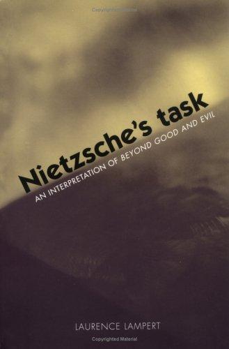 Nietzsche's Task