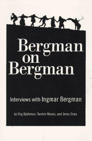 Bergman on Bergman by Stig Bjorkman, Torsten Manns, Jones Sima