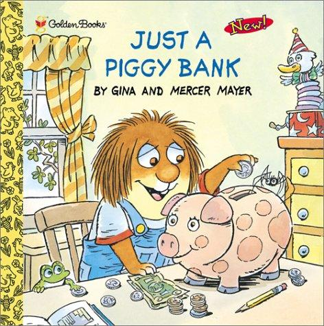 Just a Piggy Bank by Mercer Mayer