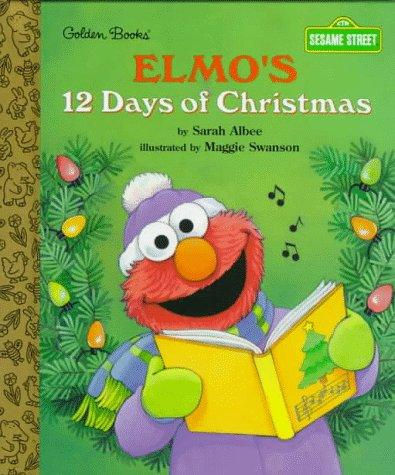 Twelve Days of Christmas by Golden Books