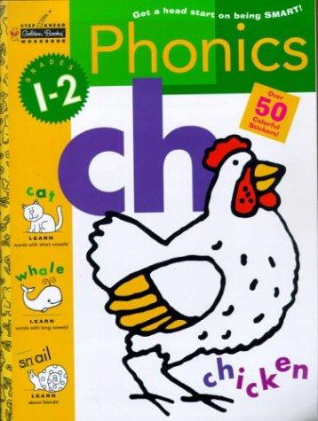 Phonics (Step Ahead) by Golden Books