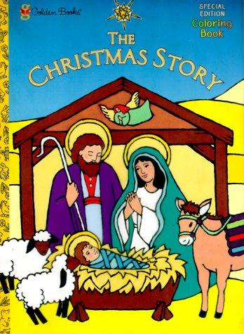 The Christmas Story by Golden Books