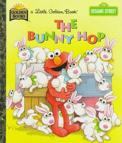 The Bunny Hop by Golden Books