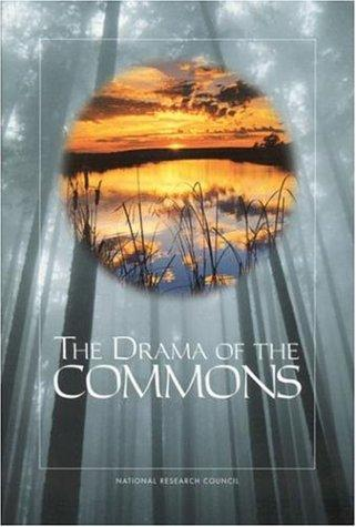 The Drama of the Commons by National Research Council.