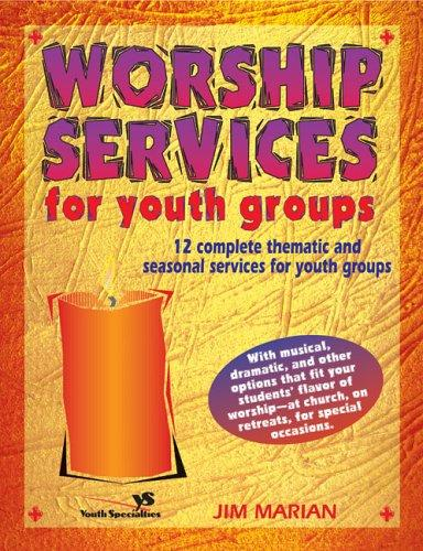 Image 0 of Worship Services for Youth Groups