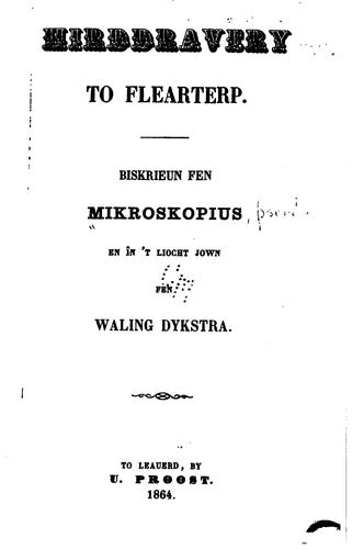 Hirddravery to Flearterp by Mikroskopius pseud.