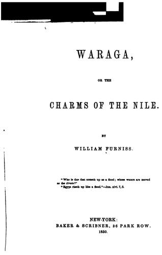 Waraga by William Furniss