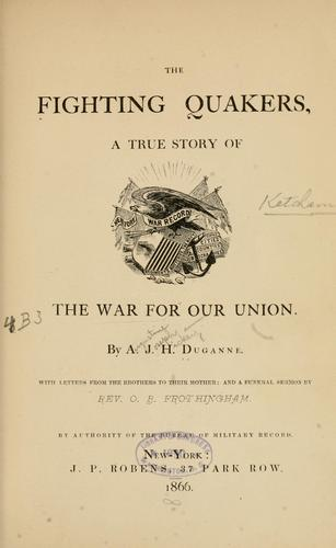 The fighting Quakers